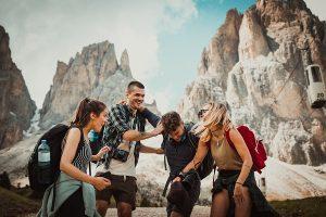 travel blogger