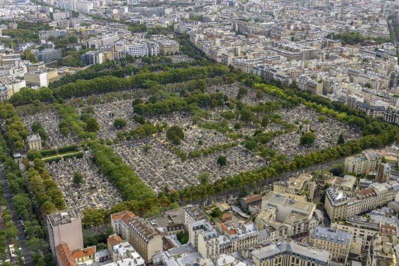 cimitero Père Lachaise