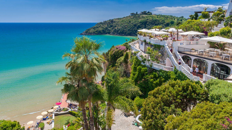Gaeta Hotel Vista mare